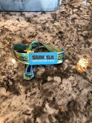 Sunday wristband Austin City Limits for Sale in Austin, TX