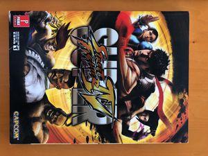Street fighter 4 Prima games guide for Sale in Scottsdale, AZ