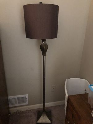 Floor lamp with shade. for Sale in Douglasville, GA