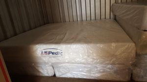 Brand New King Size 8 Inch Gel Foam Mattress + Box Spring for Sale in Silver Spring, MD