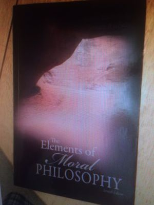 Elements of Moral Philosophy for Sale in Columbus, OH