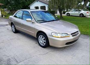 2001 *Honda* *Accord* 4dr Sedan EX FWD / NO ACCIDENTS REPORTED * ONE OWNER for Sale in Baltimore, MD