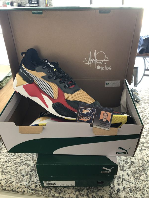 code promo 13b0a 0fe17 Puma RSX x Mache Custom. Only 36 made ! for Sale in San Marcos, CA - OfferUp