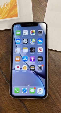 IPhone Xr(128gb)Factory Unlocked  Thumbnail