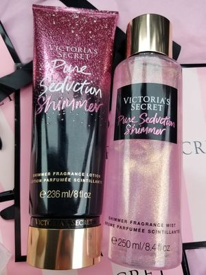 "Victoria's Secret ""Pure Seduction Shimmer"" gift set😍 for Sale in Hesperia, CA"