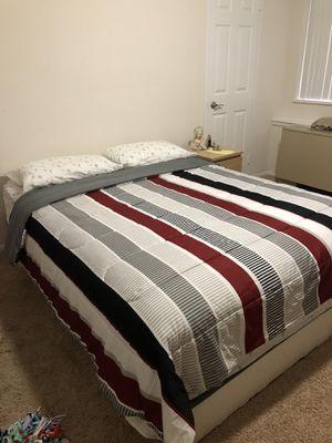 Queen Bed for Sale in Arlington, VA