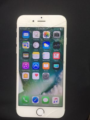 Apple iPhone 6 at&t iCloud unlocked for Sale in Hanover, MD