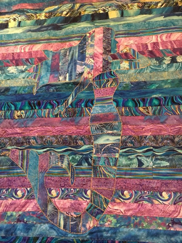 Invisible Mermaid Quilt. Oversize Throw For Sale In Virginia Beach ... History <b>History.</b> Invisible mermaid quilt. Oversize throw for Sale in Virginia Beach ....</p>
