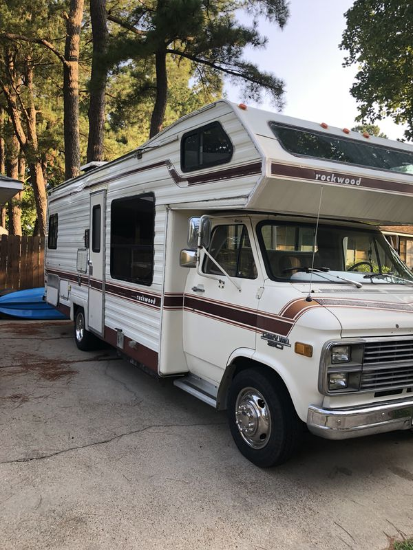 1985 Chevy Rockwood Motorhome for Sale in Virginia Beach, VA - OfferUp