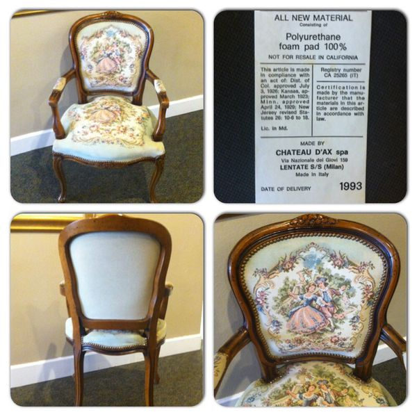 Chateau D'ax Spa Chair For Sale In Marysville, WA