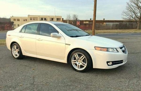 2oo8 Acura Tl Up For