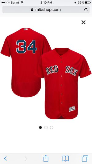 best website 7119c 7d404 2013 authentic World Series David Ortiz jersey for Sale in Phillipsburg, NJ  - OfferUp