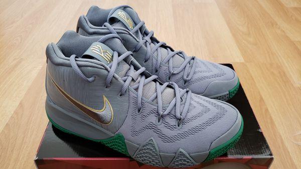 huge discount 44848 9e226 NEW Nike Kyrie 4