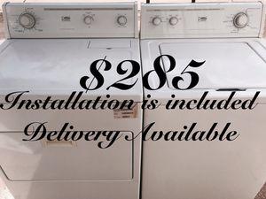 Estate Washer&Dryer Set for Sale in Winter Park, FL