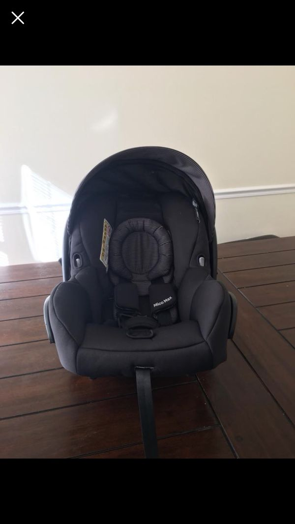 Mico Max 30 Infant Car Seat And Two Bases Baby Kids In Greensboro NC