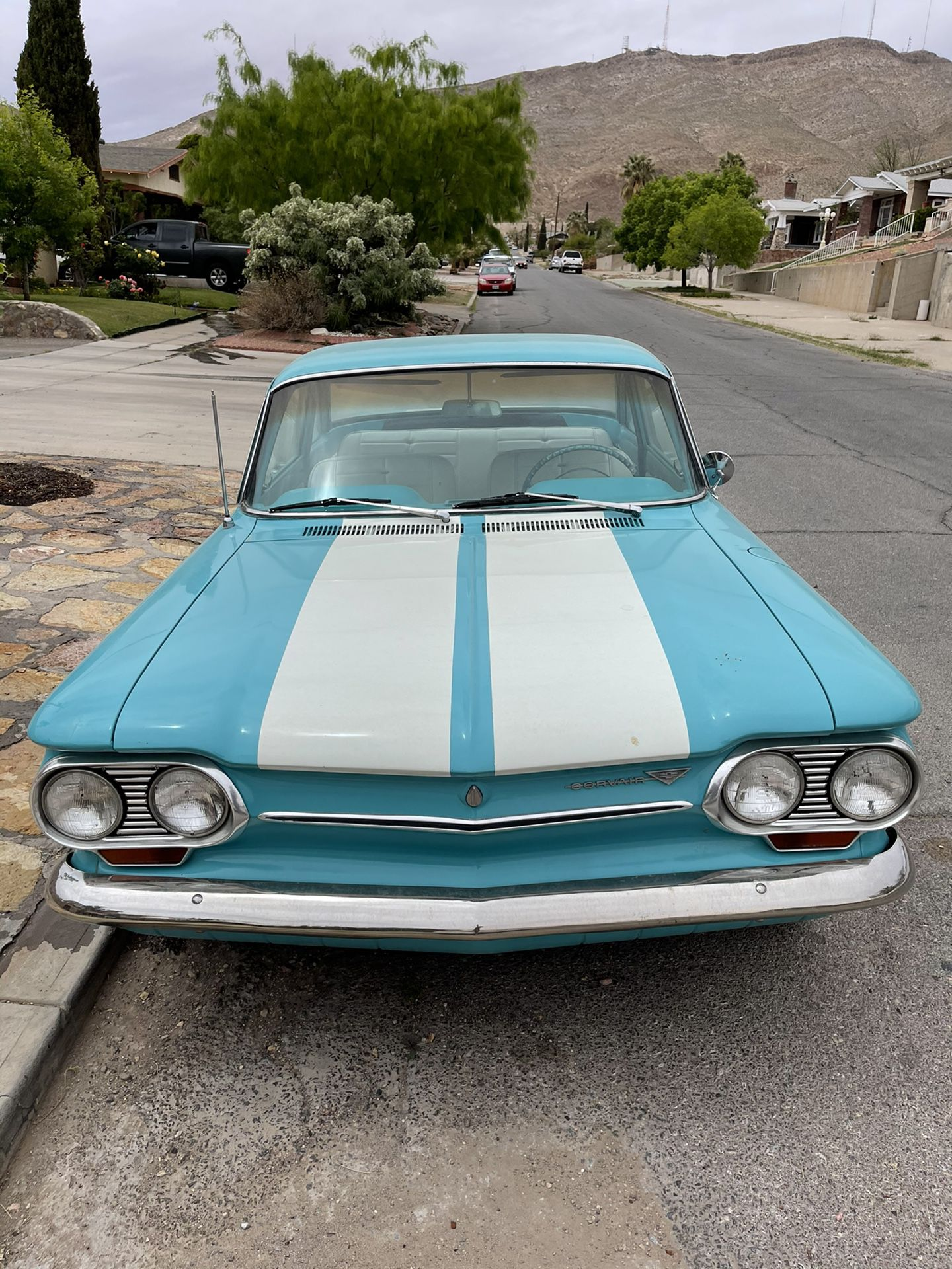 1962 Chevy Corvair