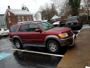 2003 toyota sequoia 169 miles automatic transmission sunroof cd player title cleaned ready título limpió listo de parquear interesados for Sale in Sudley Springs, VA