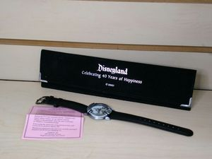 $49.99 - Disney Limited Edition Watch - Celebrating 40 years for Sale in Spring Valley, CA