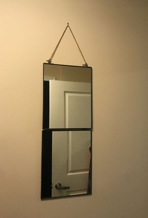 Console table and mirror for Sale in Silver Spring, MD