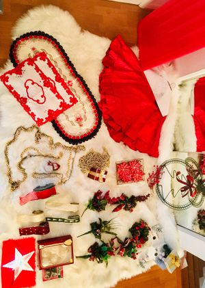 35 items Holiday decorations for Sale in Silver Spring, MD