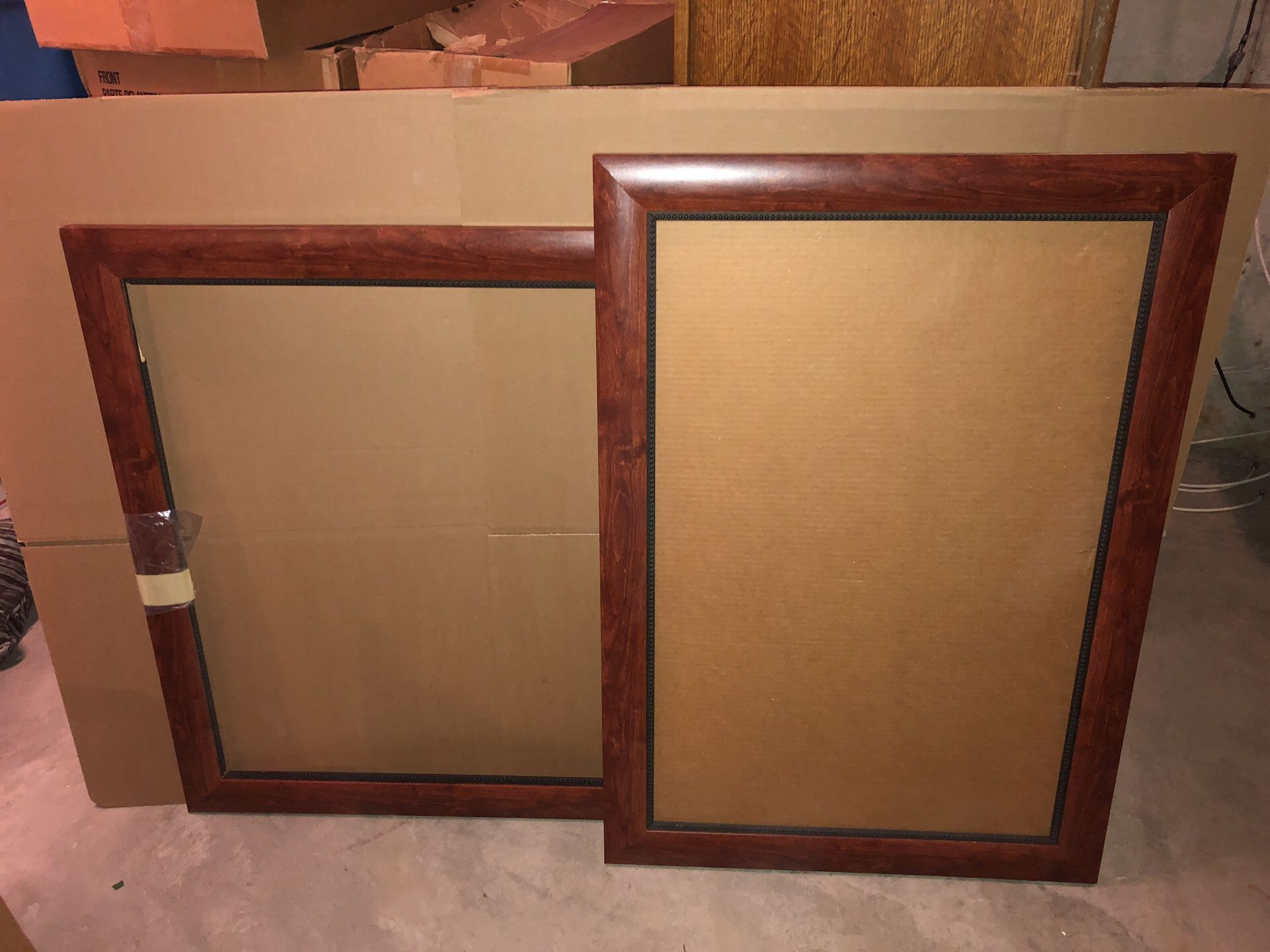 NEW large Custom picture frames