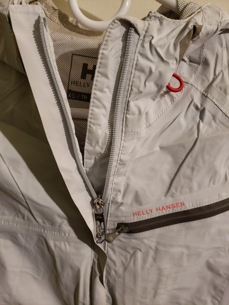 Helly Hansen XS hoodie rain coat