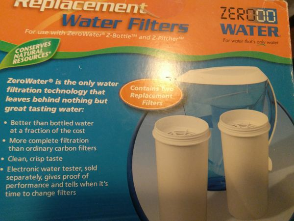 EcoPure ECOROM No Mess Reverse Osmosis Water Filter, NSF Certified,  Membrane Replacement Water Filter (Fits ECOP30 System) for Sale in Mesa, AZ  -