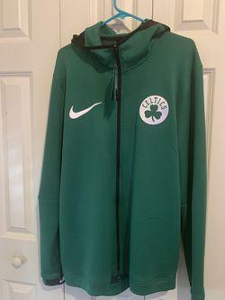 Nike Celtics Warm Up Hoodie (XL) Thumbnail