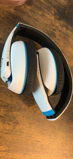 Foldable Wireless Noise cancellation NFC technology Headphones Thumbnail