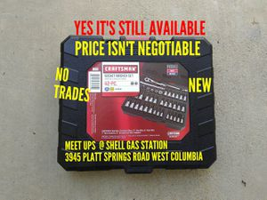 Photo Still available. Read description. Craftsman METRIC STANDARD 3/8 rachet 1/4 3/8 Bit Torx socket wrench