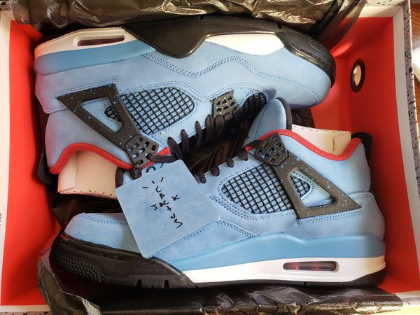 new styles 0e23f 580a7 Travis Scott Air Jordan 4 Retro