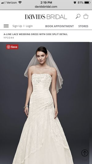 New And Used Wedding Dress For Sale In Albuquerque Nm Offerup
