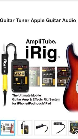Amplitube IRig for Sale in Buffalo, NY