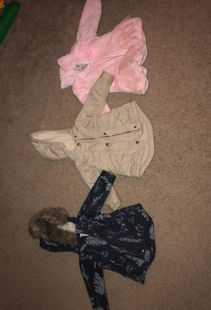 Jackets 18m-24m for Sale in Gaithersburg, MD