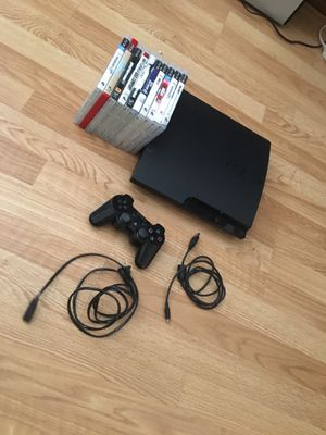 PS3 11games 1controller for Sale in Sanford, FL