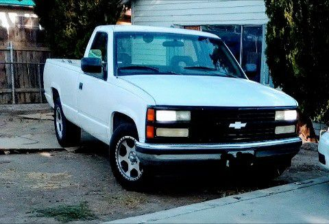 94 chevy 1500 for sale in bakersfield ca offerup. Black Bedroom Furniture Sets. Home Design Ideas