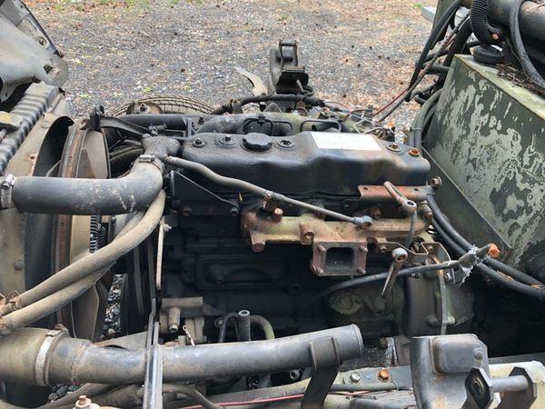 Isuzu NPR diesel engine 1995 for Sale in Biscayne Park, FL - OfferUp
