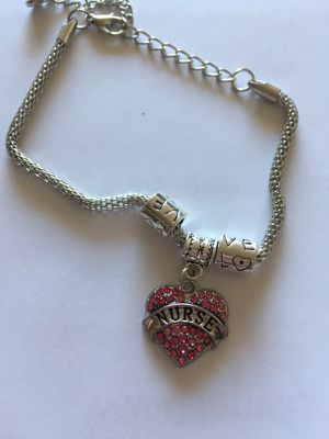 Nurse love bracelet. for Sale in Denver, CO