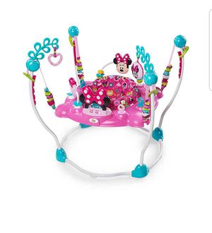 Photo Bright Starts Disney Baby Minnie Mouse Jumper