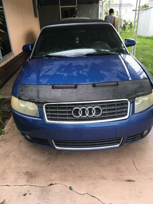 Audi a4 2003 1.8 cabriolet for Sale in Orlando, FL