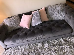 Peachy New And Used Grey Couch For Sale In Pittsburgh Pa Offerup Gmtry Best Dining Table And Chair Ideas Images Gmtryco