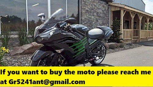 Kawasaki ninja 2013 clean