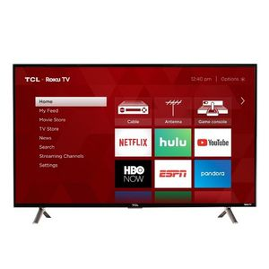 """TCL 40"""" Roku Smart TV for Sale in San Francisco, CA"""
