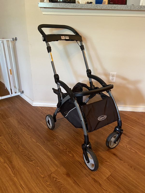 Graco click connect classic stroller frame for Sale in ...