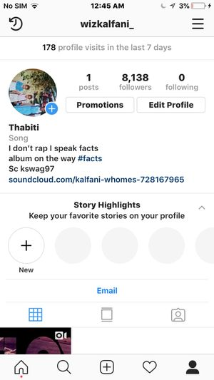 Instragram account for Sale in Gig Harbor, WA
