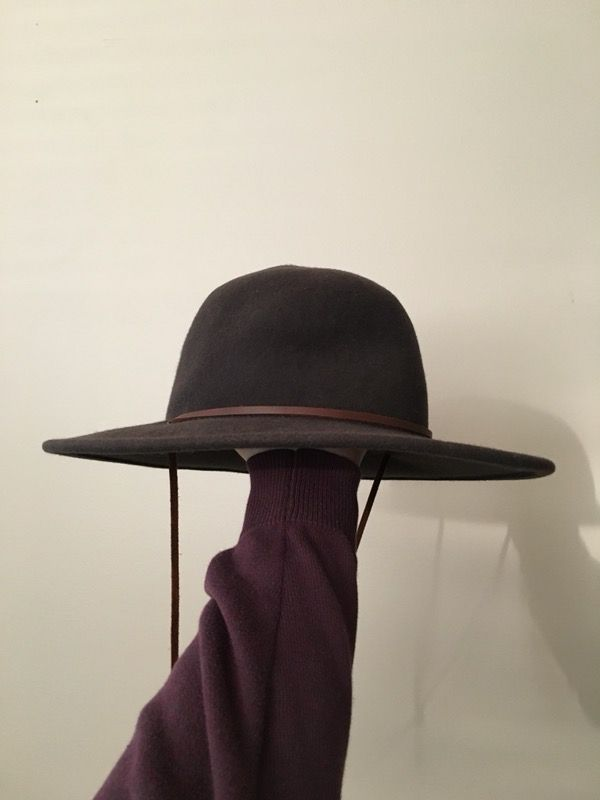 c5c5121b ... best price brixton tiller hat medium barely worn for sale in draper ut  offerup 7beba 15098