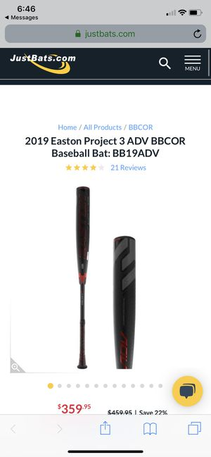 New and Used Bbcor bats for Sale in Bellevue, WA - OfferUp