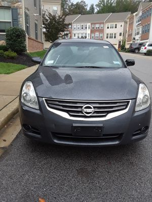 2012 Altima for Sale in Laurel, MD