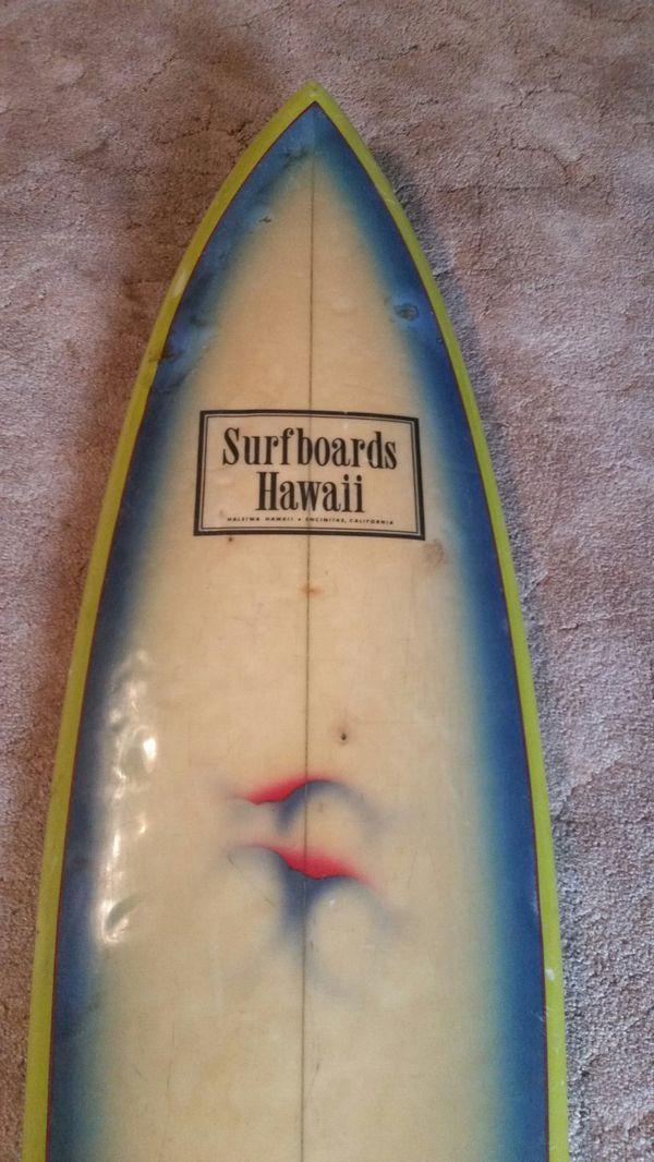 Vintage Surfboard For Sale In Cypress Ca Offerup