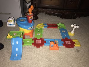 Photo VTech Go! Go! Smart Wheels Airport Playset
